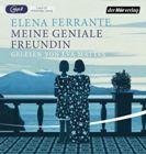 Bild: Buchcover Elena Ferrante, Meine geniale Freundin