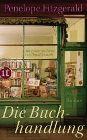 Bild: Buchcover Penelope Fitzgerald, Die Buchhandlung