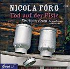 Bild: Cover Nicola Förg, Tod auf der Piste. Ein Alpen-Krimi