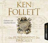 Bild: Buchcover Ken Follett, Das Fundament der Ewigkeit