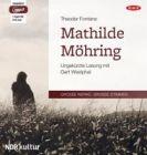 Bild: Buchcover Theodor Fontane, Mathilde Möhring