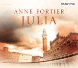 Bild: Cover Anne Fortier, Julia
