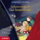 Bild: Buchcover Cornelia Funke, Geheimversteck und Geisterstunde