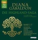 Bild: Buchcover Diana Gabaldon, Die Highland-Saga (Band 1-7)