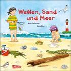 Bild: Buchcover Ruth Gellersen, Wellen, Sand und Meer