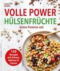 Bild: Buchcover Tami Hardeman, Volle Power Hülsenfrüchte - Grüne Proteine satt
