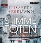 Bild: Buchcover Elisabeth Herrmann, Stimme der Toten