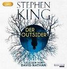 Bild: Buchcover Stephen King, Der Outsider