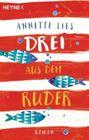 Bild: Buchcover Annette Lies, Drei aus dem Ruder