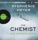 Bild: Buchcover Stephenie Meyer, The Chemist - Die Spezialistin