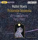 Bild: Buchcover Walter Moers, Prinzessin Insomnia & der alptraumfarbene Nachtmahr