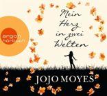 Bild: Buchcover Jojo Moyes, Mein Herz in zwei Welten