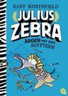 Bild: Buchcover Gary Northfield, Julius Zebra - Ärger mit den Ägyptern