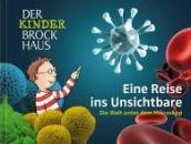 Bild: Buchcover Katja Baier, Dr. Christine Schlitt, Der Kinder Brockhaus - Eine Reise ins Unsichtbare. Die Welt unter dem Mikroskop