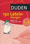 Bild: Buchcover Duden - 150 Lateinübungen 1. bis 4. Lernjahr