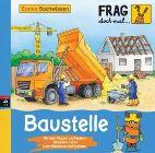 Bild: Buchcover Frag doch mal … Erstes Sachwissen: Baustelle