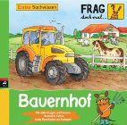 Bild: Buchcover Frag doch mal … Erstes Sachwissen: Bauernhof