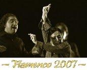 Bild: Buchcover Kalender Flamenco
