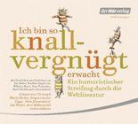 Bild: Buchcover Joachim Ringelnat u.v.a., Ich bin so knallvergnügt erwacht