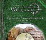 Bild: Cover CD Wissen - Reise durch die Weltgeschichte