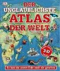 Bild: Buchcover Der unglaublichste Atlas der Welt