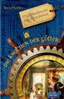 Bild: Buchcover Boris Pfeiffer, Die Akademie der Abenteuer - Die Knochen der Götter