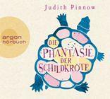 Bild: Buchcover Judith Pinnow, Die Phantasie der Schildkröte