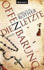 Bild: Buchcover Stephan M. Rother, Die letzte Offenbarung