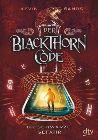 Bild: Buchcover Kevin Sands, Der Blackthorn-Code - Die schwarze Gefahr
