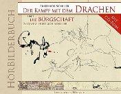 Bild: Cover Friedrich Schiller, Der Kampf mit dem Drachen und Die Bürgschaft - 250 Jahre Friedrich Schiller