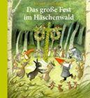 Bild: Buchcover Ulf Stark, Das große Fest im Häschenwald