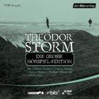 Bild: Buchcover Theodor Storm, Die große Hörspiel-Edition