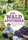 Bild: Buchcover Dr. Markus Strauß, Die Wald-Apotheke. Bäume, Sträuche und Wildkräuter, die nähren und heilen