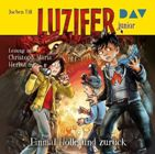 Bild: Buchcover Jochen Till, Luzifer junior - Einmal Hölle und zurück