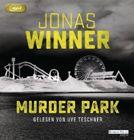 Bild: Buchcover Jonas Winner, Murder Park