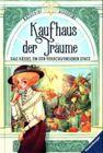 Bild: Buchcover Katherine Woodfine, Kaufhaus der Träume - Das Rätsel um den verschwundenen Spatz